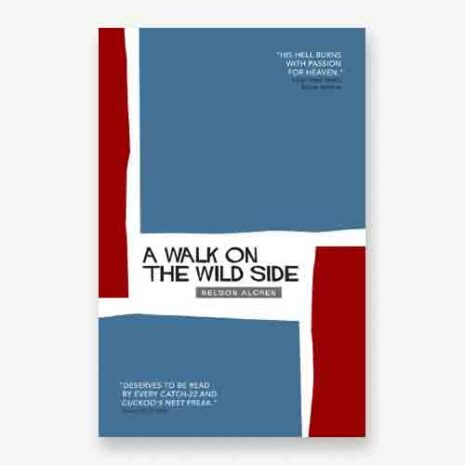 A walk on the wild side book cover