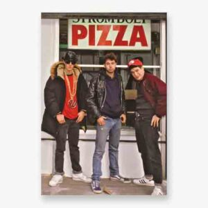 The Beastie Boy book cover