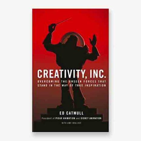 Creativity, Inc book cover