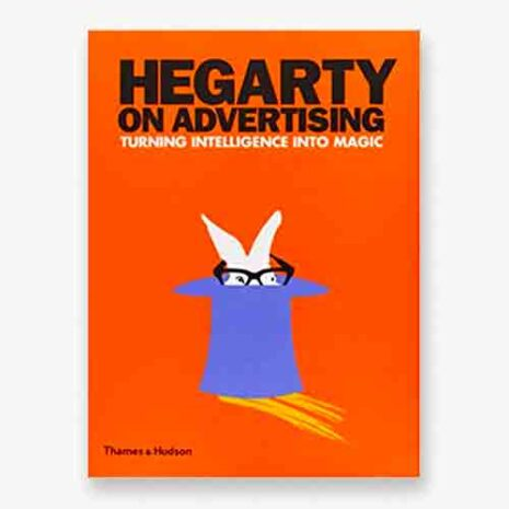 Hegarty On Advertising book cover