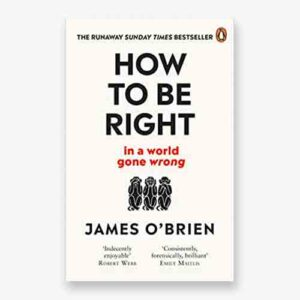 How to be Right book cover
