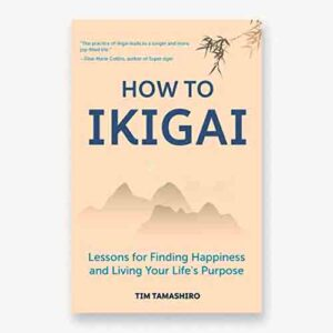 How to Ikigai book cover