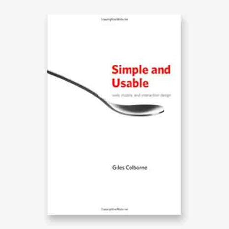 Simple and Usable book cover