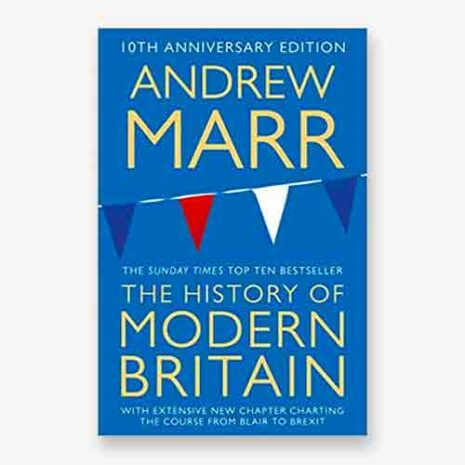 The History of Modern Britain book cover