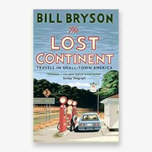 The lost continent book cover