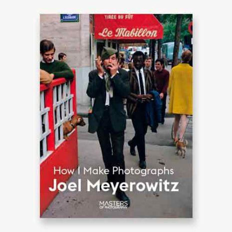 How I Make Photographs book cover